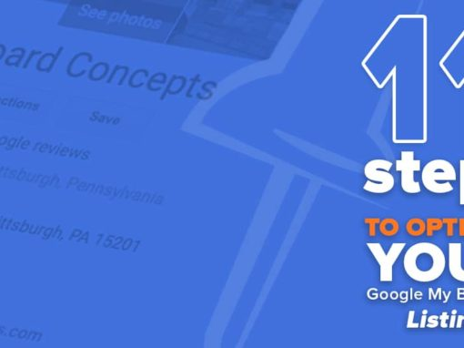 11 Steps To Optimize Your Google My Business Listing
